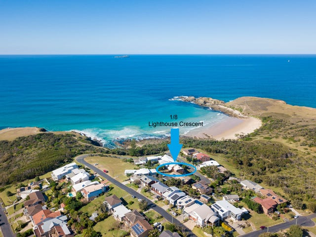 1/8 Lighthouse Crescent, Emerald Beach, NSW 2456