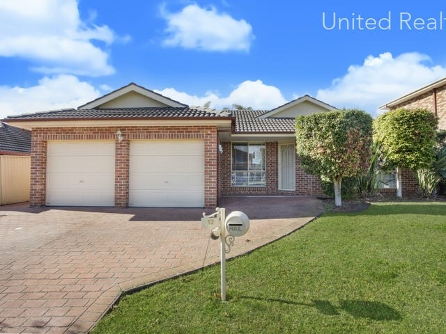 12 Wyattville Drive, West Hoxton, NSW 2171