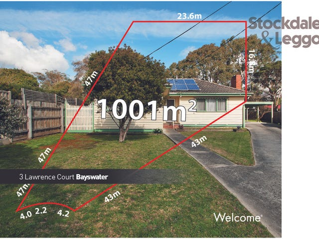 3 Lawrence Court, Bayswater, Vic 3153
