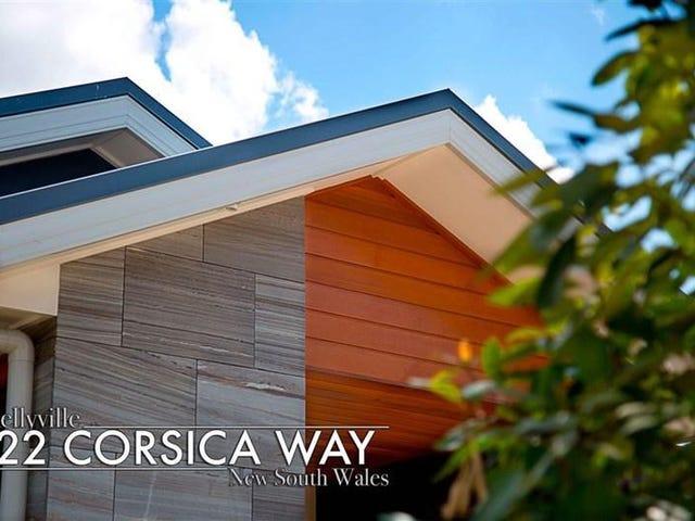 22 Corsica Way, Kellyville, NSW 2155