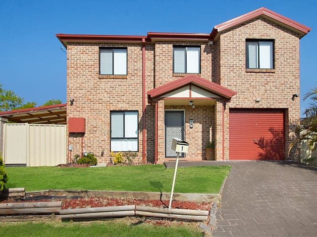 1 Beta Place, Quakers Hill, NSW 2763