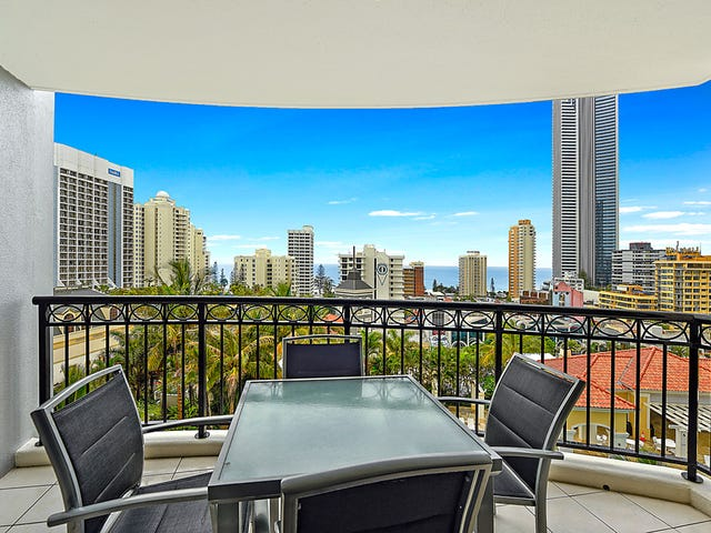 2105/23 Ferny Avenue, Surfers Paradise, Qld 4217