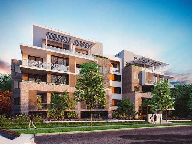 2 bed/3-5 Citrus Avenue, Hornsby, NSW 2077