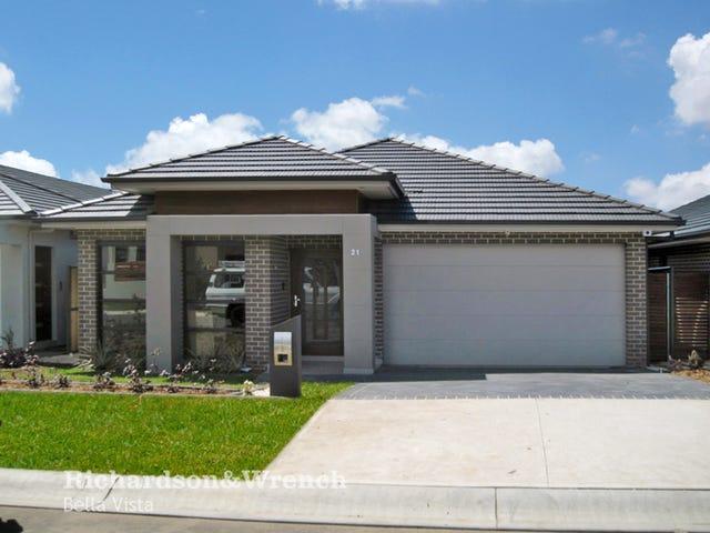 21 Lapstone St, The Ponds, NSW 2769
