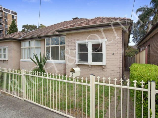 3 Oxford Street, Burwood, NSW 2134