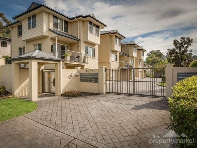 22/8-10 Jarrett Street, North Gosford, NSW 2250