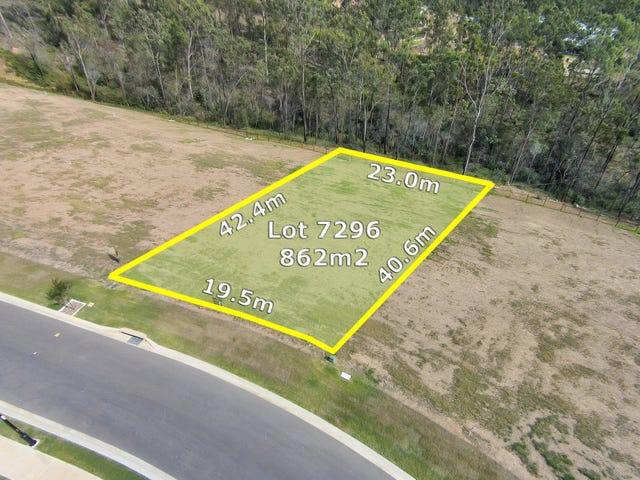 Lot 7296, 20 Ridgewood Drive, Brookwater, Qld 4300