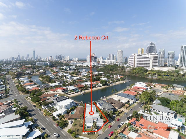 2 Rebecca Court, Broadbeach Waters, Qld 4218
