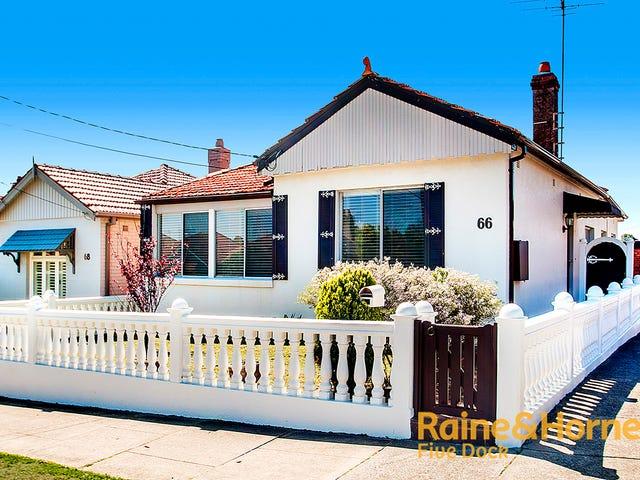 66 GIPPS STREET, Drummoyne, NSW 2047