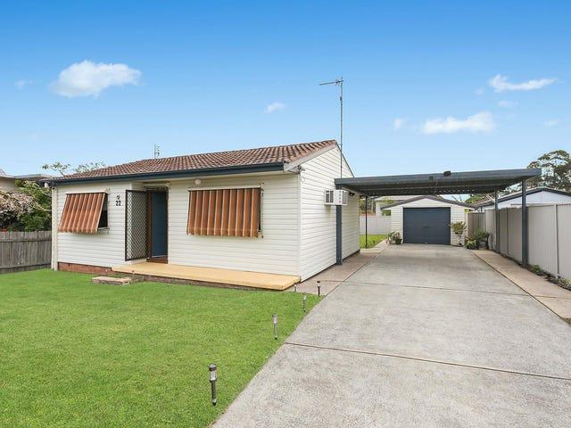 22 Barker Avenue, San Remo, NSW 2262