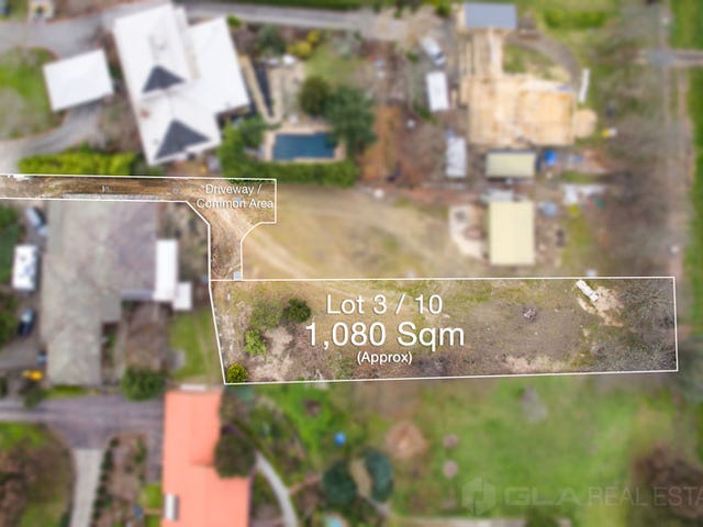 Lot 3, 10  Frances Avenue, Yarra Glen, Vic 3775