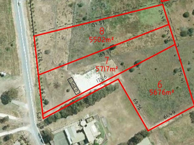 Lot 6 & 7, Walter Street, Port Lincoln, SA 5606