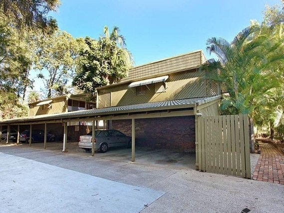 5/124 Sir Fred Schonell Drive, St Lucia, Qld 4067