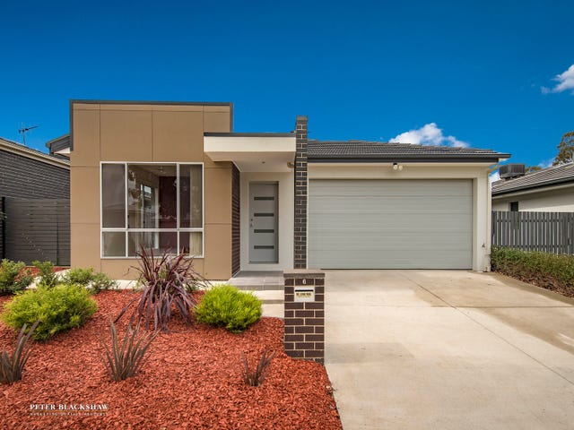 6 Les Edwards Street, Forde, ACT 2914