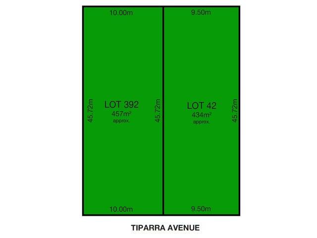 Lot 42 Tiparra Avenue, Park Holme, SA 5043