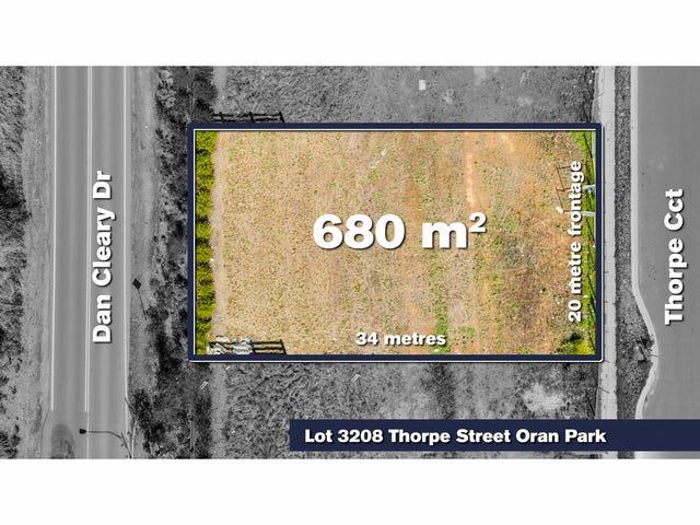 55 Thorpe Circuit, Oran Park, NSW 2570