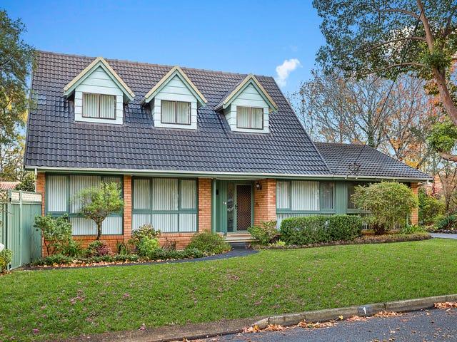 1 Brunette Drive, Castle Hill, NSW 2154