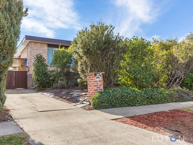 24 Ross Smith Crescent, Scullin, ACT 2614