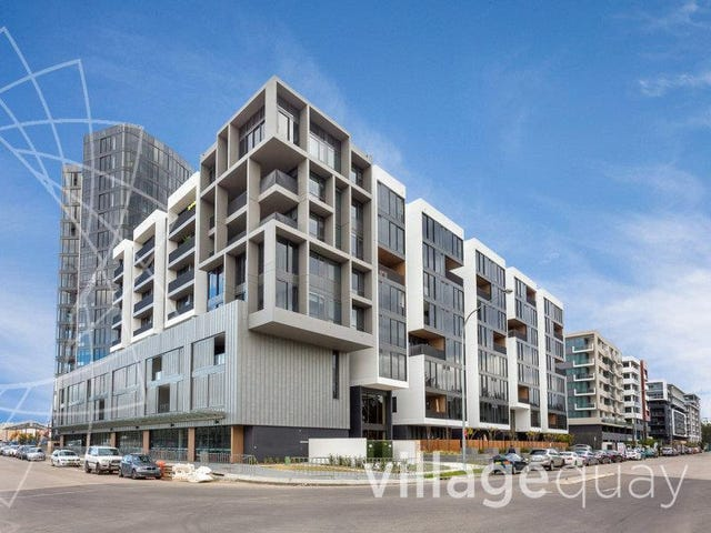 1001/10 Burroway Road, Wentworth Point, NSW 2127