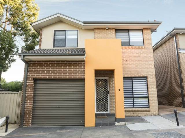 7/37 SHEDWORTH STREET, Marayong, NSW 2148