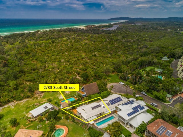2/33 Scott Street, Byron Bay, NSW 2481