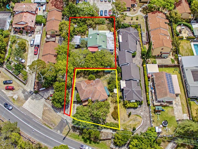 186 & 192 Pittwater Road, Gladesville, NSW 2111