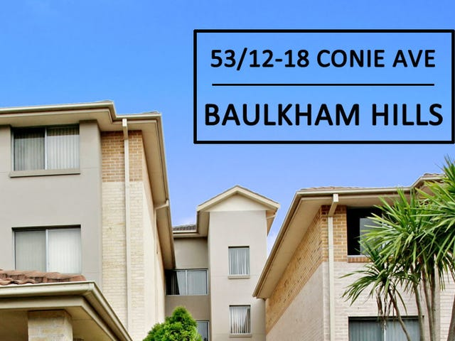53/12-18 Conie Avenue, Baulkham Hills, NSW 2153