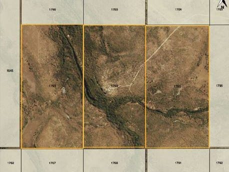 Section 1793, 1794, 1795, Rakula, NT 0822