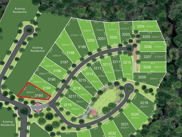Lot 3193, 'The Point', Brookwater, Qld 4300
