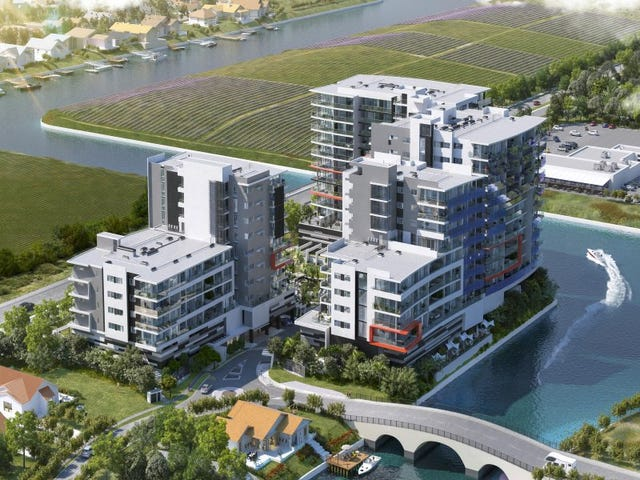 New Complex/25 - 31 EAST QUAY DRIVE, Biggera Waters, Qld 4216