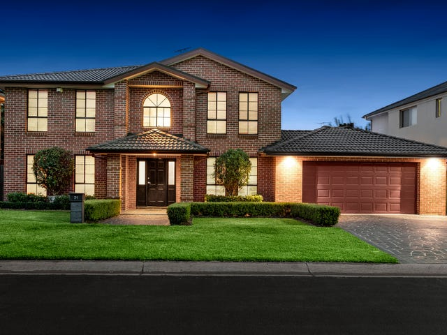 21 Chepstow Drive, Castle Hill, NSW 2154