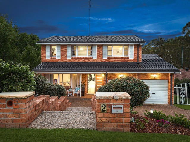 2 Yaringa Road, Castle Hill, NSW 2154