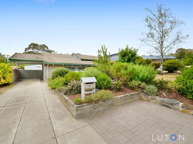 27 Greenvale Street, Fisher, ACT 2611
