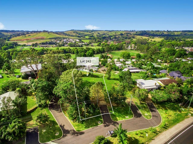 Lot 242 Granuaille Crescent, Bangalow, NSW 2479