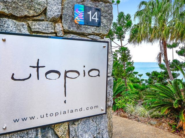 . Utopia on Hamilton, Hamilton Island, Qld 4803