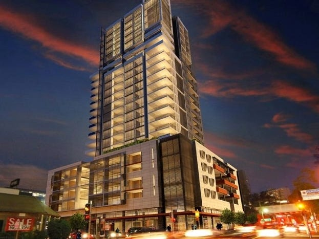 2702/29 Hunter Street, Parramatta, NSW 2150