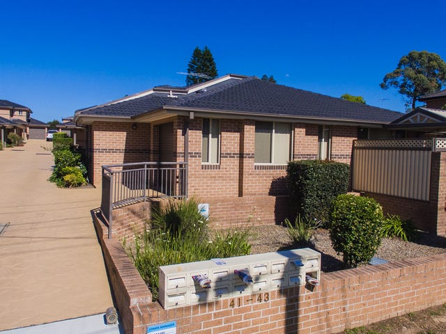 2/41 Hampden Road, South Wentworthville, NSW 2145