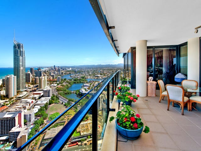 1423/9 Ferny Avenue, Surfers Paradise, Qld 4217