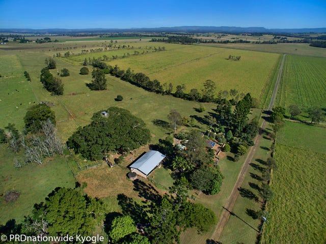 80 O'Connors Road, Fairy Hill Via, Kyogle, NSW 2474