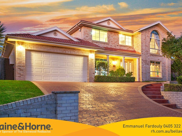 10 Fingleton Close, Rouse Hill, NSW 2155