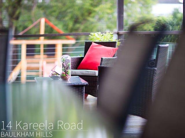 14 Kareela Road, Baulkham Hills, NSW 2153