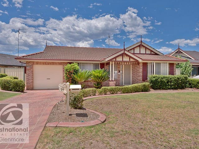 26 Sittella Place, Glenmore Park, NSW 2745