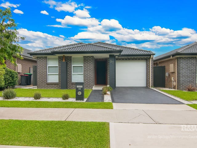 50 Jubilee Drive, Jordan Springs, NSW 2747