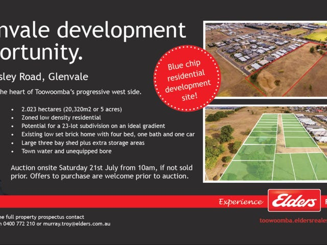 226 Hursley Road, Glenvale, Qld 4350