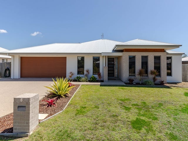 6 Bellbird Circuit, New Auckland, Qld 4680