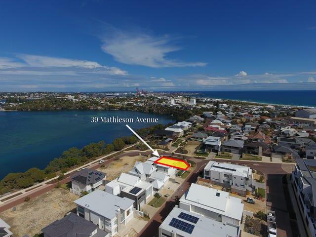 39 Mathieson Avenue, North Fremantle, WA 6159