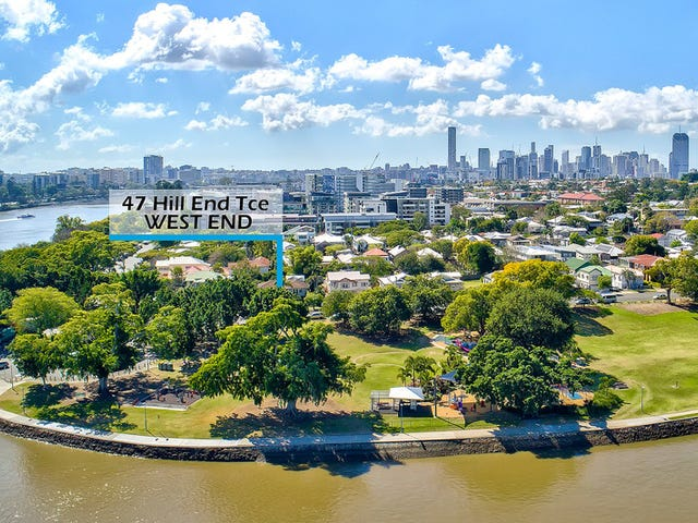 47 Hill End Terrace, West End, Qld 4101
