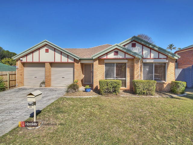 16 Greenlaw Place, Eight Mile Plains, Qld 4113