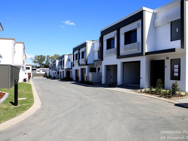 BRAND NEW TOWNHOUSE at 29 ORMSKIRK STREET, Calamvale, Qld 4116