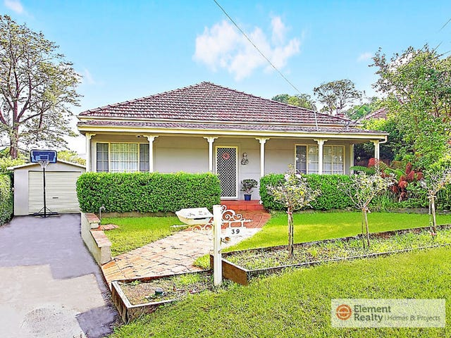 39 O'keefe Crescent, Eastwood, NSW 2122